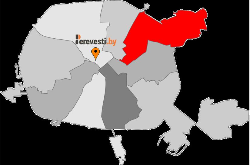 Бюро переводов в Первомайском районе